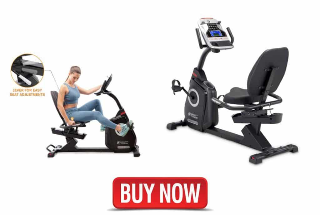 Best recumbent exercise bike uk