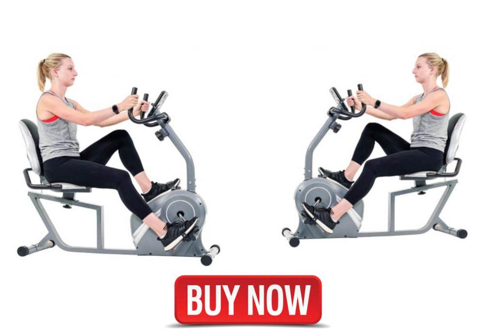 sunny health and fitness, Health and fitness sunny recumbent bike,