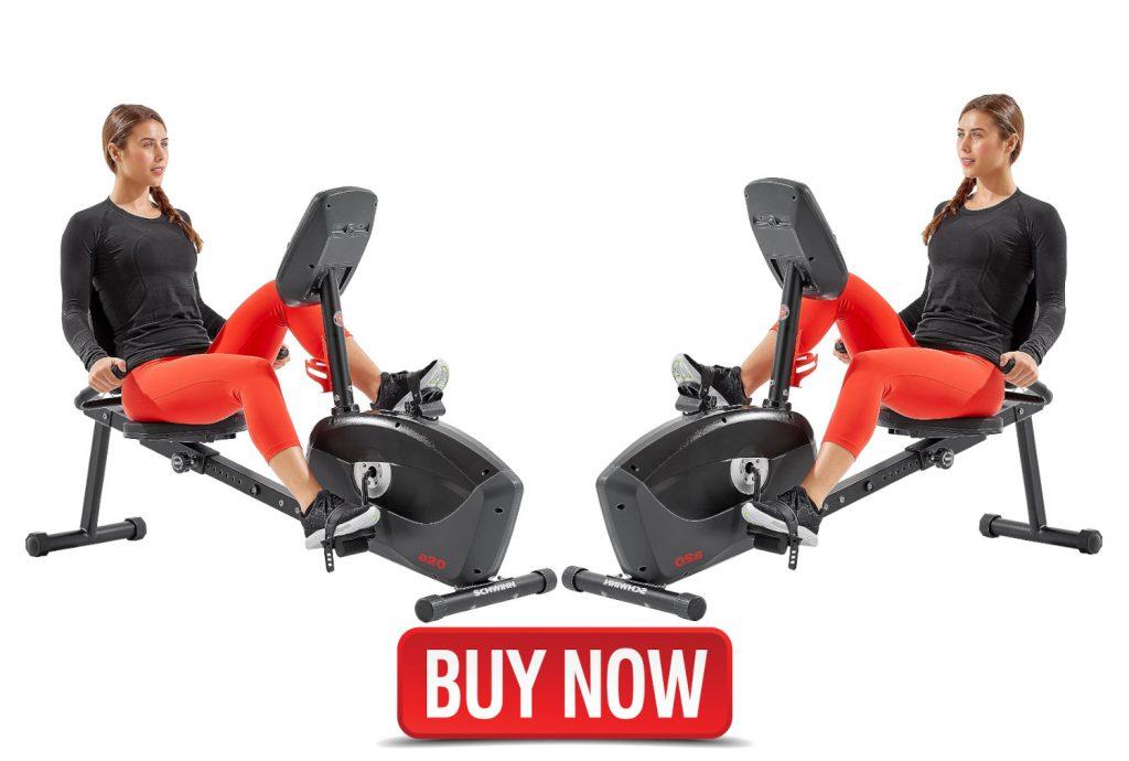 best exercise bike for knee problems