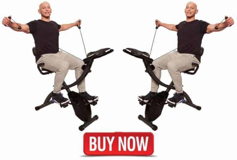 best recumbent exercise bike with arm workout
