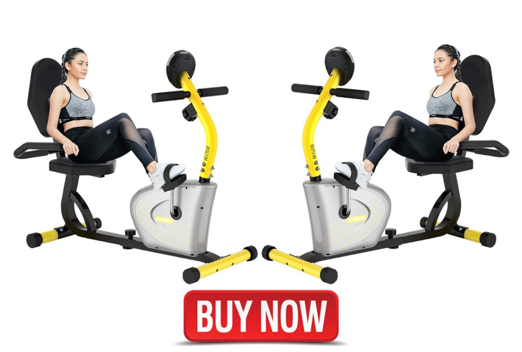best stationary bikes for bad knees