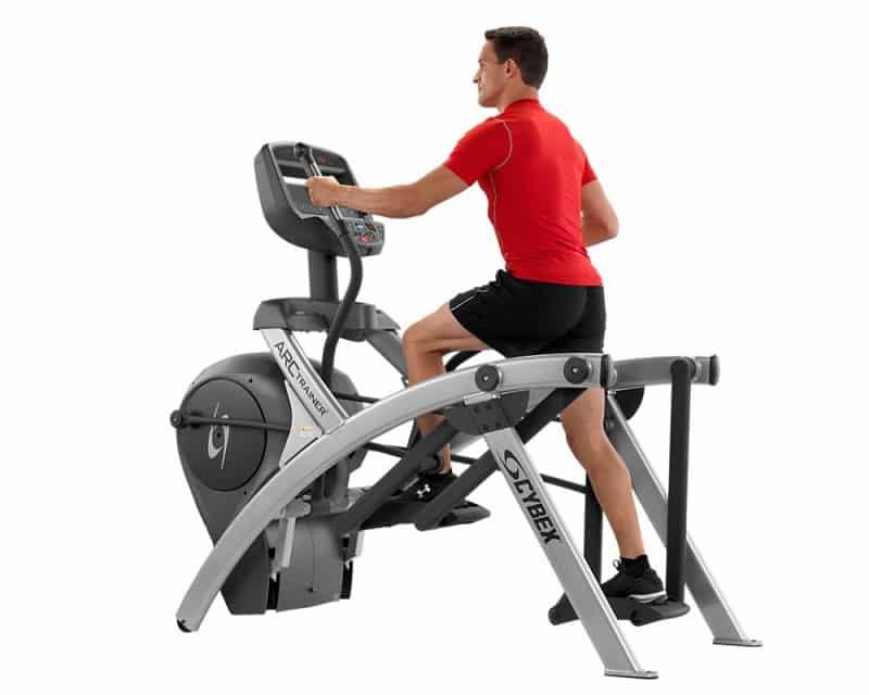 elliptical vs arc trainer