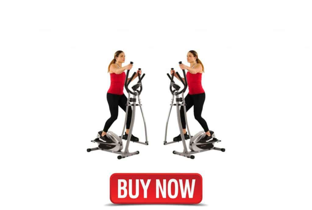 Sunny Health & Fitness machine, SF-E905 Elliptical Machine