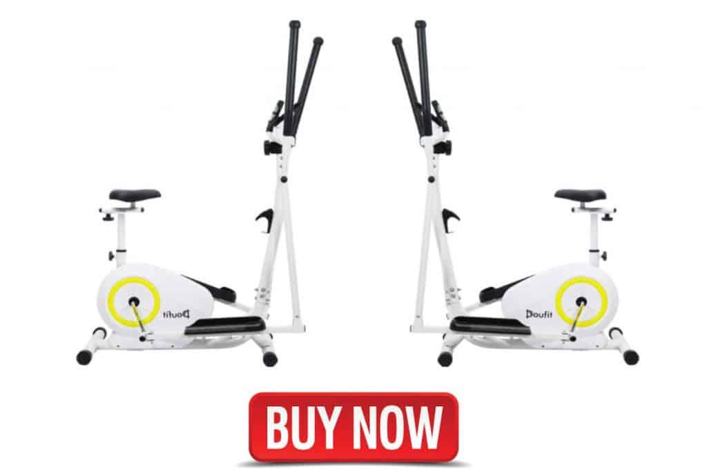 best 2 in 1 elliptical and bike