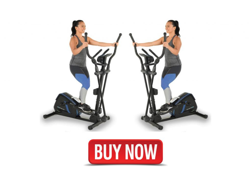 Exerpeutic Magnetic Flywheel, Natural Elliptical Motion machine, best for fitness