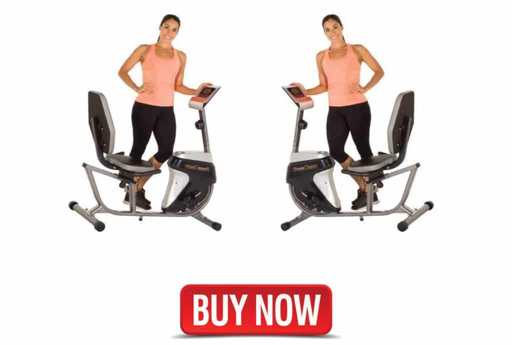 Fitness Reality R4000 Recumbent exercise bike for workout