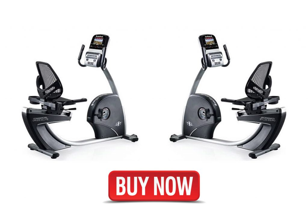 NordicTrack Commercial VR25 Elite Recumbent Bike
