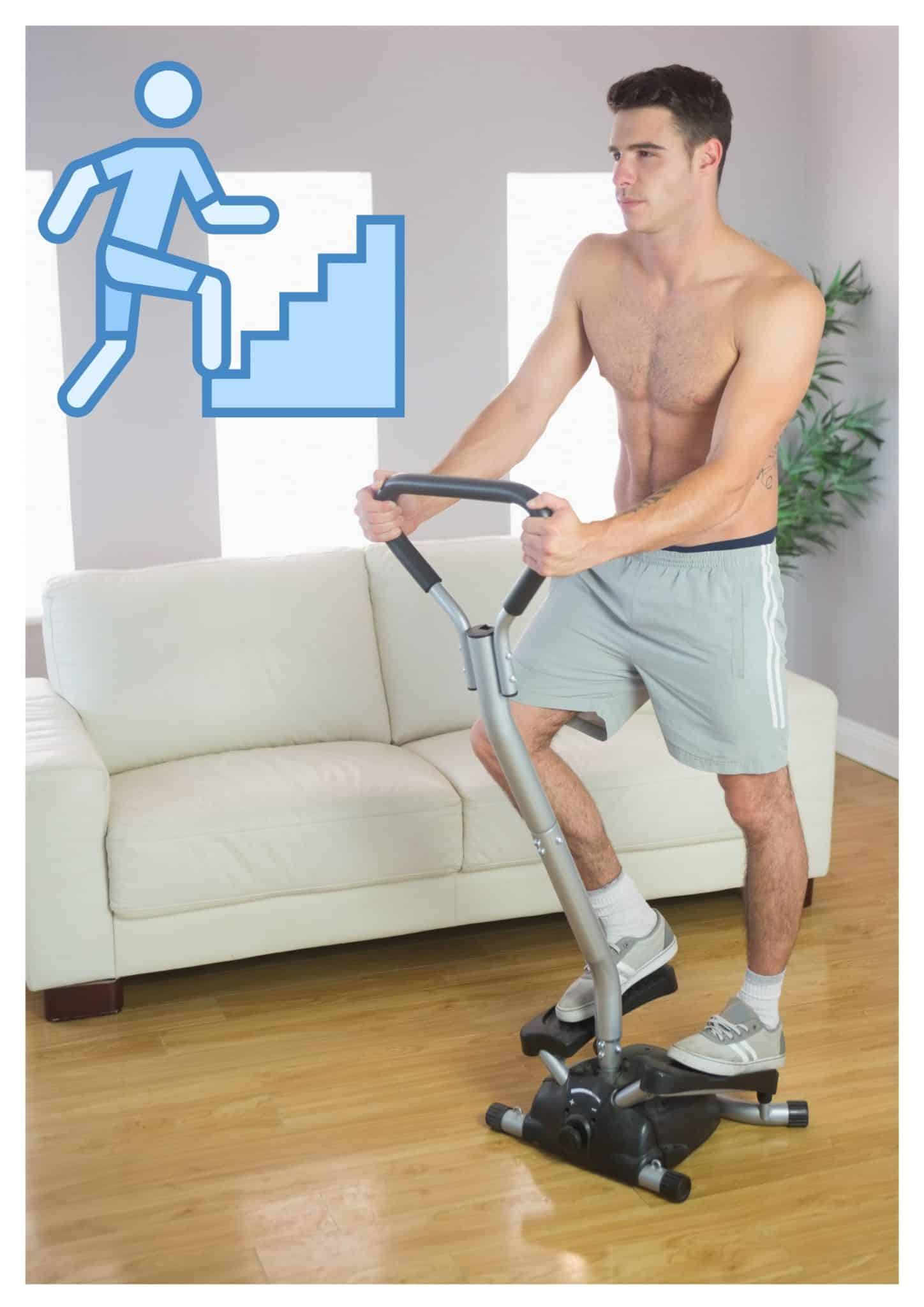 elliptical vs stair climber