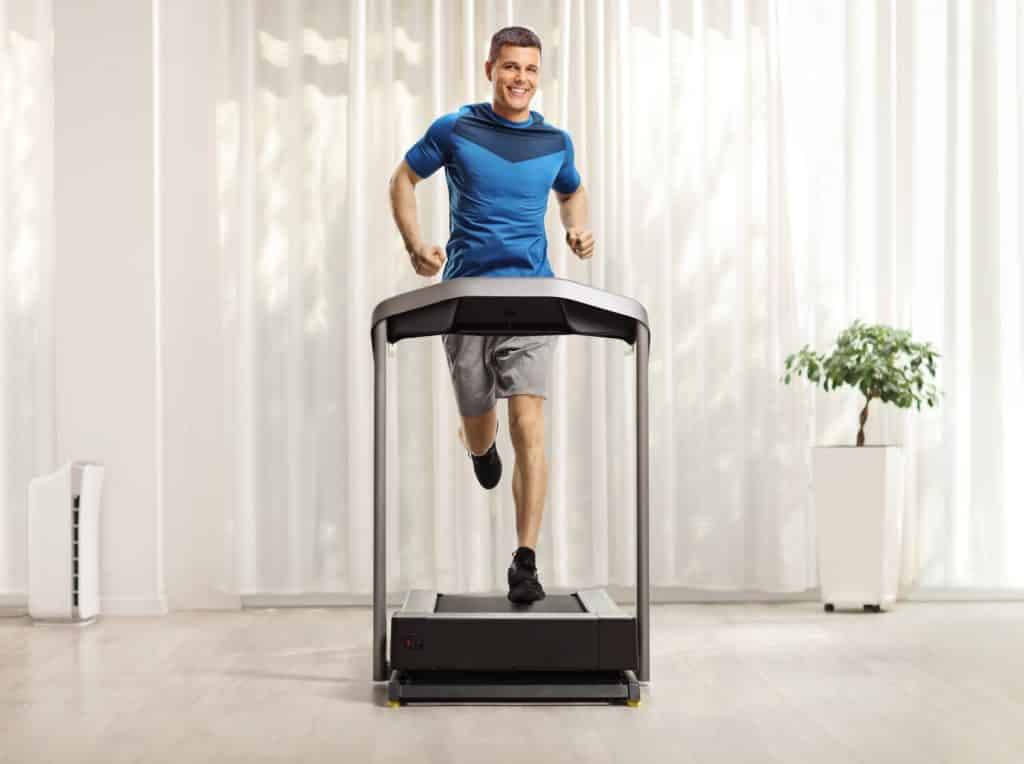 best Cardio workout equipment for apartment