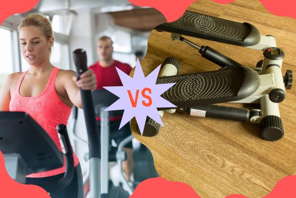 elliptical vs stepper