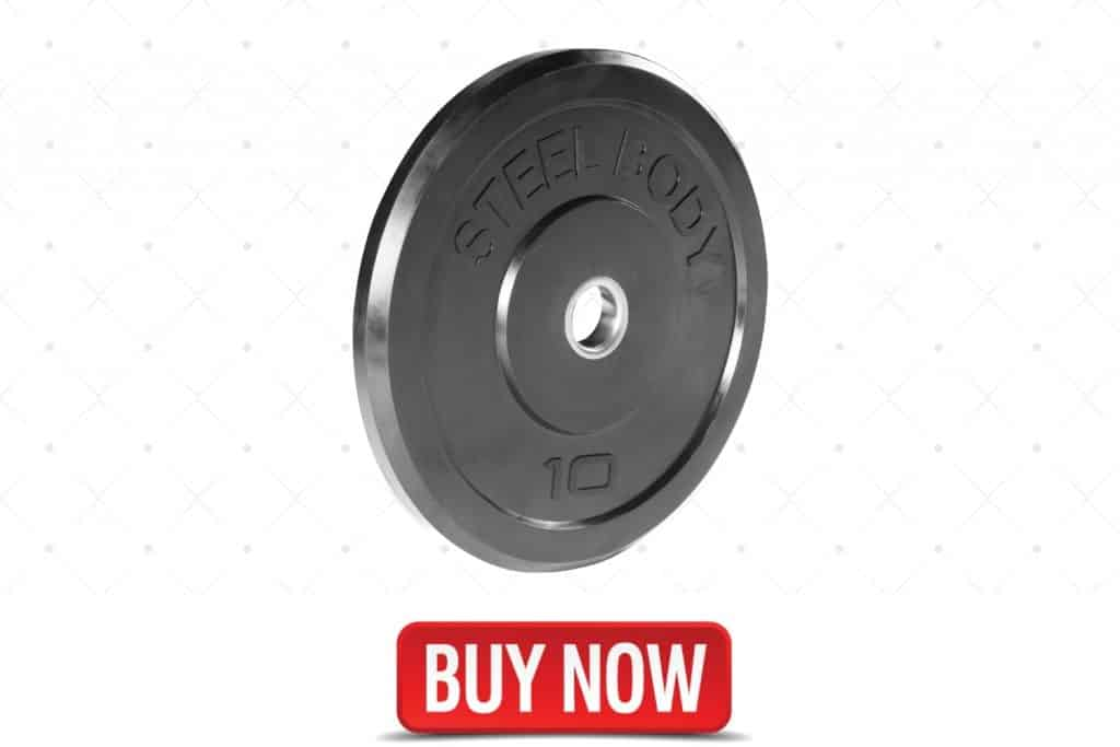 best bumper plate for home gym