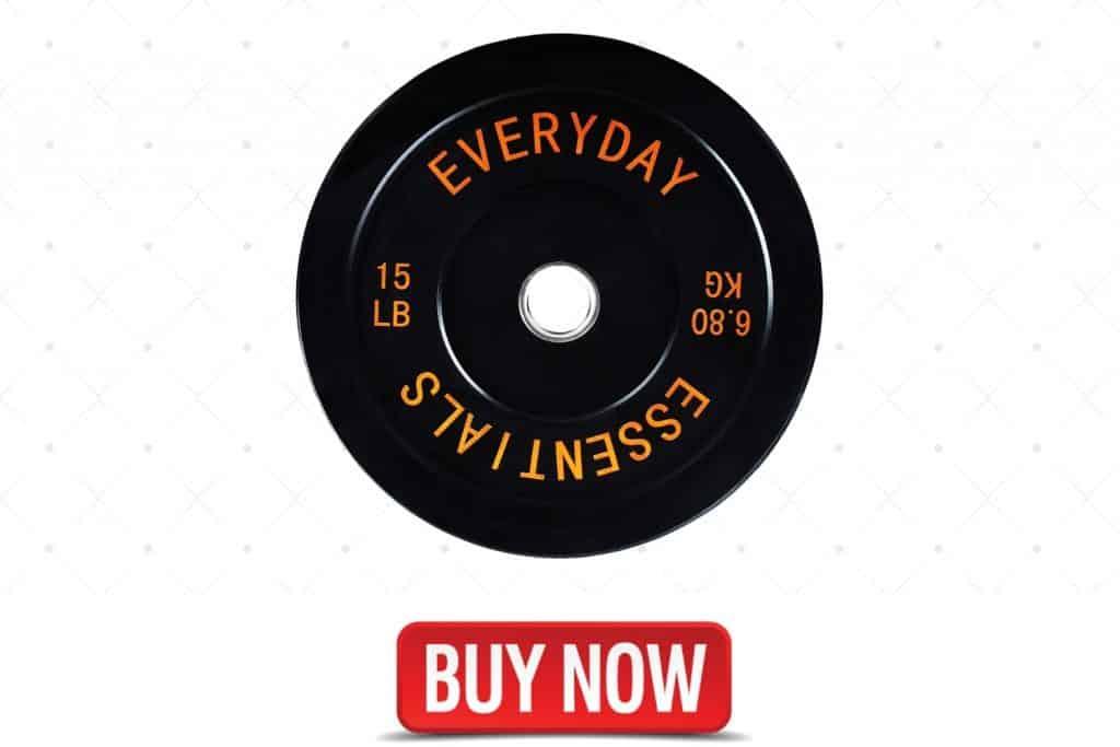 best home gym bumper plate