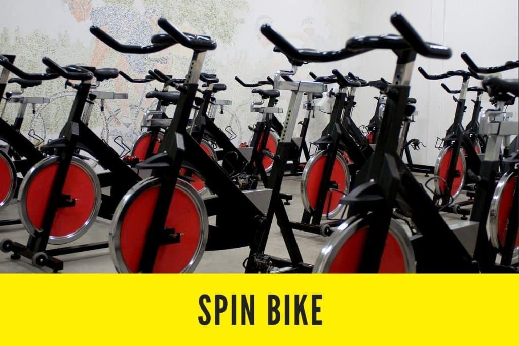 elliptical vs spin bike