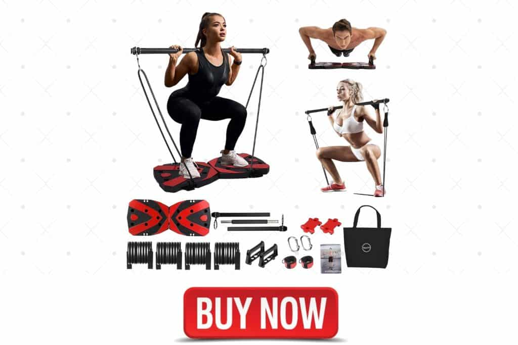 best portable home gym equipment