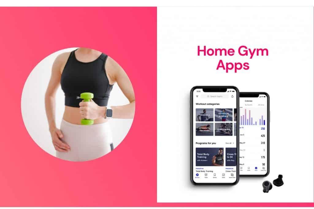 Home gym app