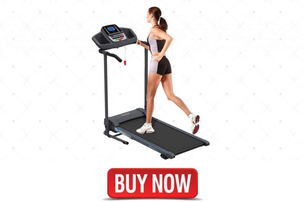 Smart Electric Folding Treadmill