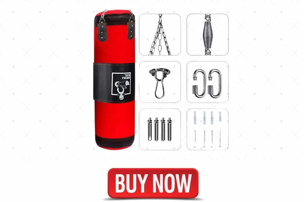 best heavy bag for home gym workout