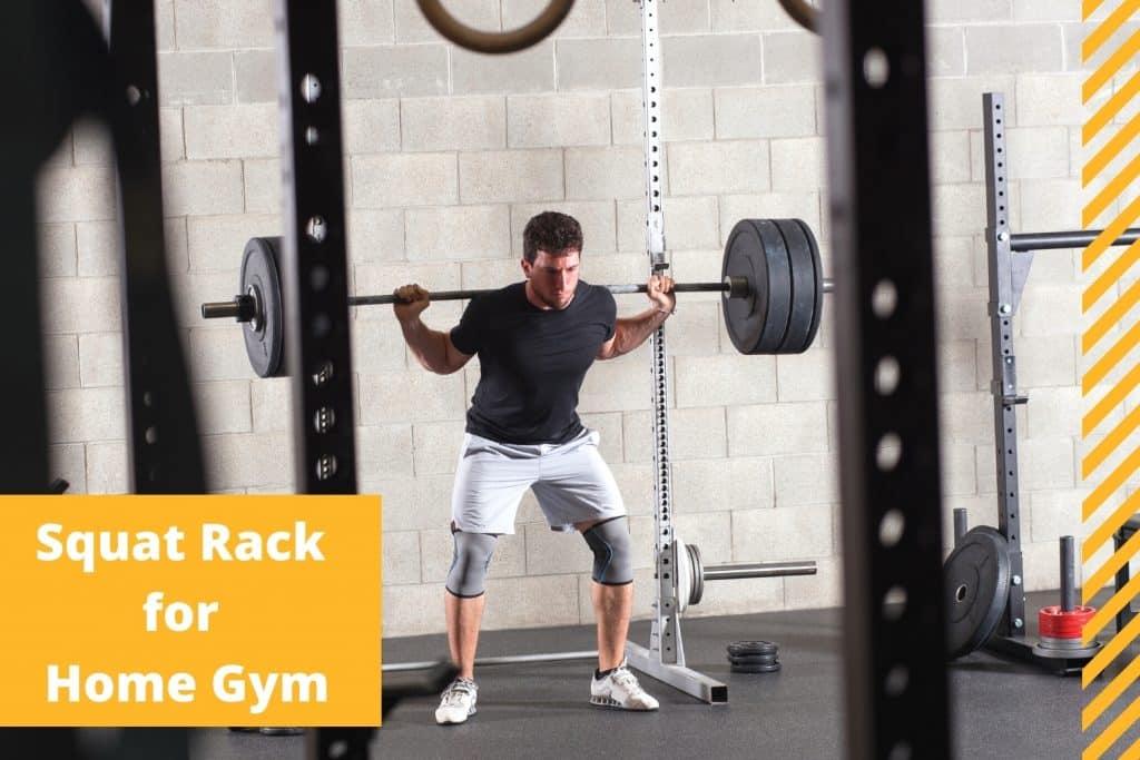 best home gym squat rack