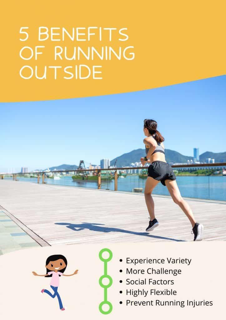 treadmill vs running outside