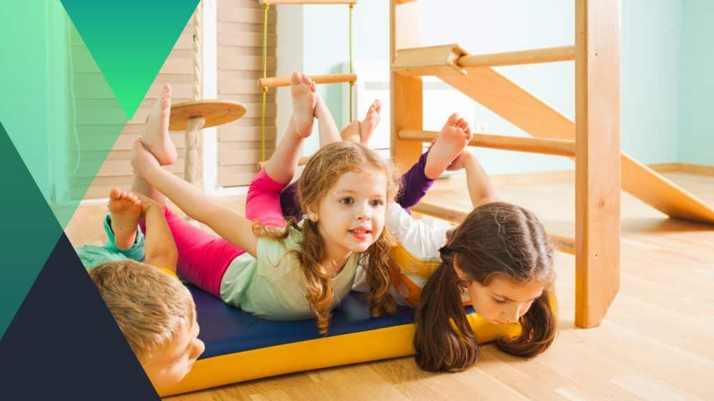 Home gym for kids