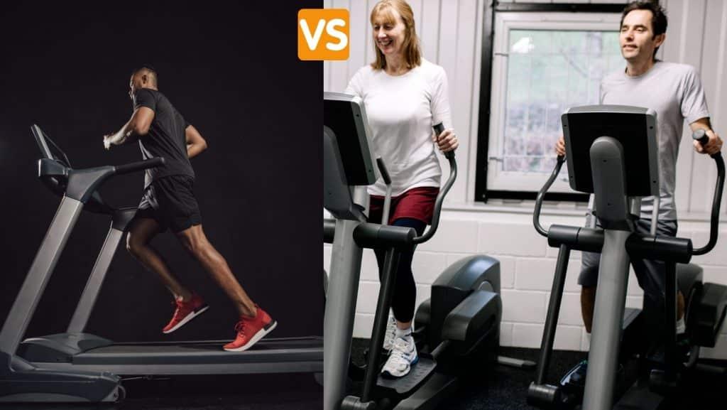 cross trainer vs treadmill