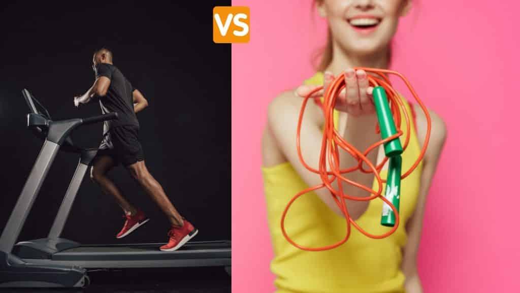 jump rope vs treadmill