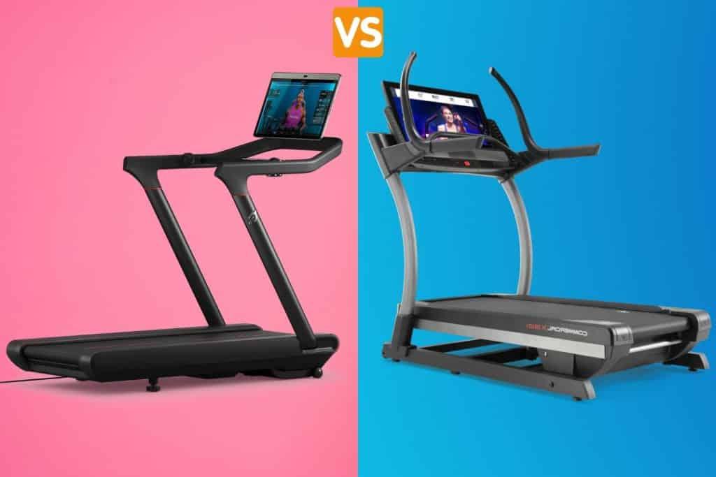 nordictrack vs peloton treadmill
